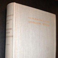 Libros de segunda mano: CONSTRUCCIONES METALICAS / FERNANDO RODRIGUEZ-AVIAL AZCUNAGA. Lote 60269739