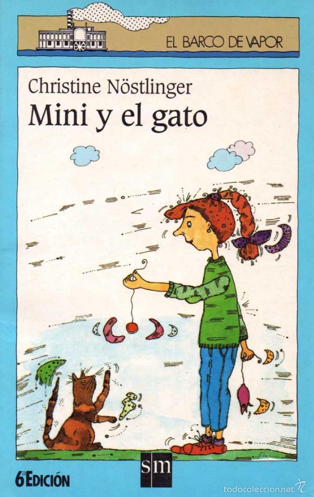 Mini y el gato christine n stlinger comprar en todocoleccion 60374683 - Libreria segunda mano online ...