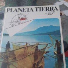 Libros de segunda mano: PLANETA TIERRA 1 Y 2. EST22B1. Lote 60419439
