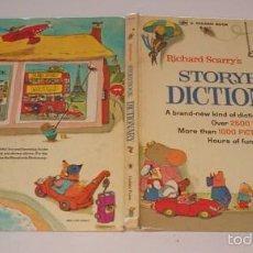 Libros de segunda mano: RICHARD SCARRY. STORYBOOK DICTIONARY. RM76306. . Lote 60522751