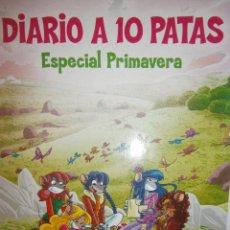 Libros de segunda mano: DIARIO A 10 PATAS TEA STILTON ESPECIAL PRIMAVERA DESTINO 1 EDICION 2013. Lote 60543535