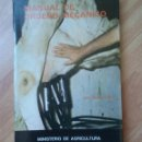 Libros de segunda mano: MANUAL DE ORDEÑO MECÁNICO / JOSÉ GARCÍA LÓPEZ / MINISTERIO DE AGRICULTURA, 1979 . Lote 60592667