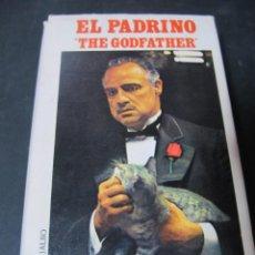 Libros de segunda mano: LIBRO EL PADRINO MARIO PUZO TAPA DURA SOBRECUBIERTA EDICION PELICULA GRIJALBO. Lote 60625855