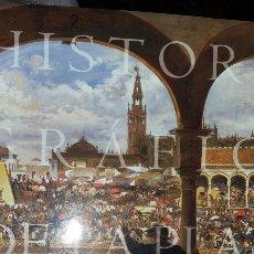 Livros em segunda mão: HISTORIA DE LA PLAZA DE TOROS DE SEVILLA 2003. 302 PG.BELLA EDICCION.REAL MARSTRANZA DE CABALLERIA. Lote 60696155