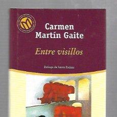 Libros de segunda mano: ENTRE VISILLOS. CARMEN MARTIN GAITE. BIBLIOTECA EL MUNDO. 64. Lote 176369392
