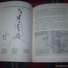 Libros de segunda mano: L'ESPAI DE L'AIGUA.PETITA HIDRÀULICA TRADICIONAL A MALLORCA. Mª ANTÒNIA CARBONERO. 1992. ÚNIC EN TC!. Lote 295648208