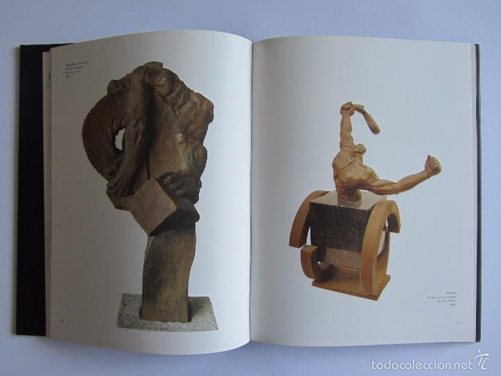 Libros de segunda mano: La escultura de JESÚS LIZASO Fuente de capacidad creativa - Foto 2 - 60929063