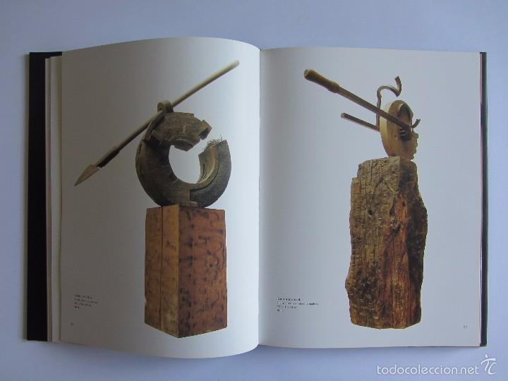 Libros de segunda mano: La escultura de JESÚS LIZASO Fuente de capacidad creativa - Foto 3 - 60929063