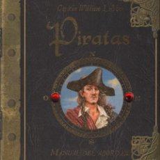 Libros de segunda mano: PIRATAS - MANUAL DEL ABORDAJE / CAPITAN WILLIAM LUBBER / MUNDI-1730 , BUEN ESTADO. Lote 60978203