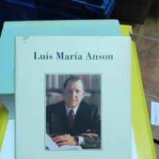 Libros de segunda mano: LUIS MARIA ANSON DON JUAN. Lote 60989075