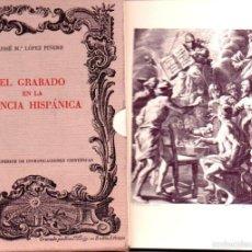 Libros de segunda mano: EL GRABADO EN LA CIENCIA HISPÁNICA (CSIC, 1987) COLECCIÓN DE 60 FACSÍMILES DE GRABADOS ANTIGUOS.. Lote 61123447