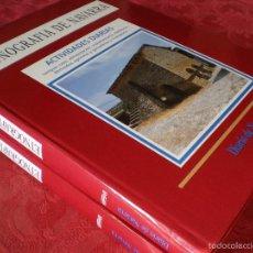 Libros de segunda mano: ETNOGRAFÍA DE NAVARRA. 2 TOMOS LUIS AZPILICUETA. JOSÉ MªDOMENCH. JORGE NAGORE. DIARIO DE NAVARRA. Lote 61176415