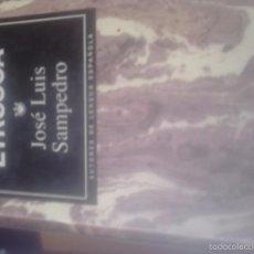 Libros de segunda mano: LA SONRISA ETRUSCA. JOSÉ LUIS SAMPEDRO. Lote 61257499