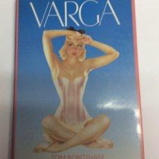 Libros de segunda mano: VARGA, TOM ROBOTHAM , LIBRO ILUSTRACION ERÓTICA. Lote 38263873