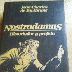 Libros de segunda mano: NOSTRADAMUS. Lote 61348088