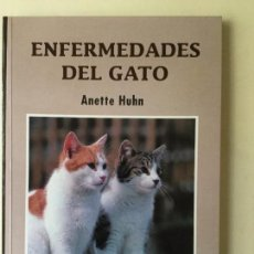 Libros de segunda mano: ENFERMEDADES DEL GATO. ACRIBIA.. Lote 61567540