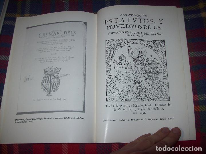 Libros de segunda mano: LA IMPRENTA Y LAS XILOGRAFÍAS DE LOS GUASP. GASPAR SABATER. ESTUDIS BALEÀRICS.1985. MALLORCA - Foto 19 - 61695872