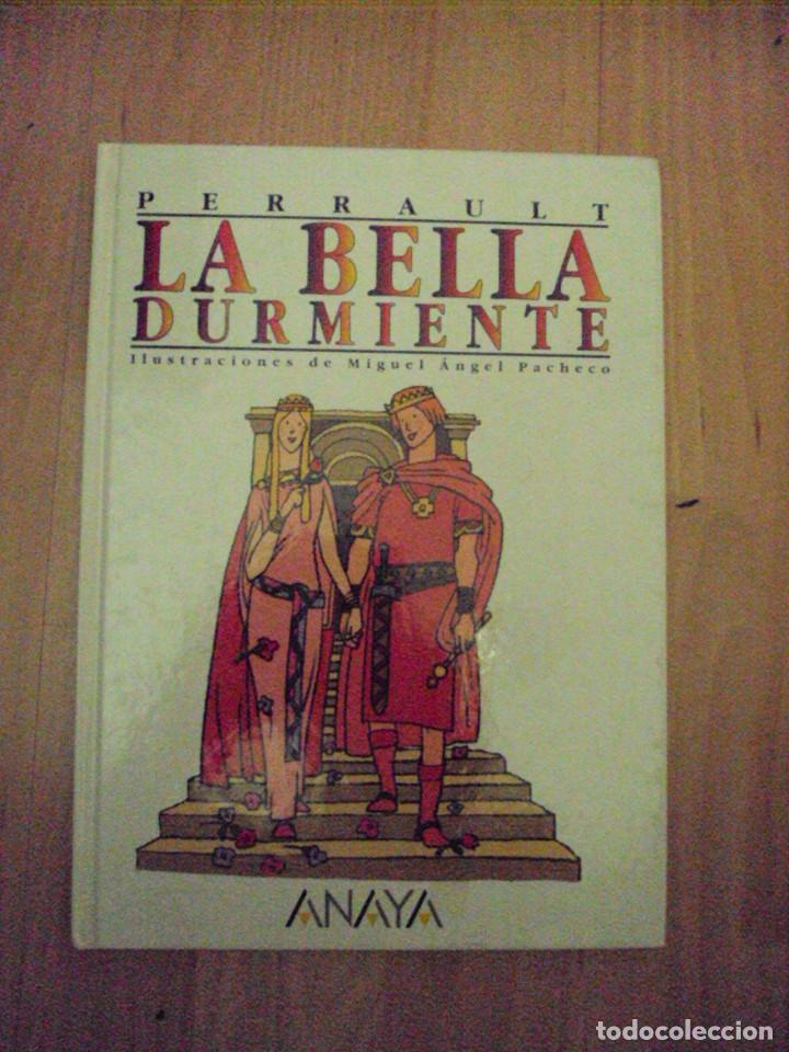 LA BELLA DURMIENTE - ANAYA (1995) EDICIÓN DE LA BELLA DURMIENTE DE ANAYA (Libros de Segunda Mano - Literatura Infantil y Juvenil - Otros)