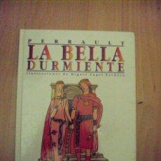 Libros de segunda mano: LA BELLA DURMIENTE - ANAYA (1995) EDICIÓN DE LA BELLA DURMIENTE DE ANAYA. Lote 61712344