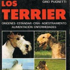 Libros de segunda mano: LOS TERRIER GINO PUGNETTI . Lote 61839208