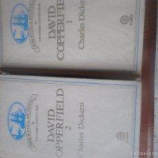 Libros de segunda mano: DAVID COPPERFIELD. CHARLES DICKENS. Lote 61869304