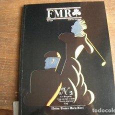 Gebrauchte Bücher - FMR nº2 EBRISA Y FRANCO MARIA RICCI - 61896784
