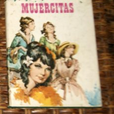 Libros de segunda mano: MUJERCITAS, L.M. ALCOTT, COL. CRIS, PUBLICACIONES FHER 1972. Lote 61952044