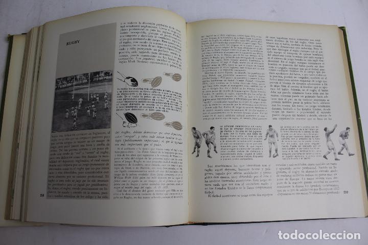 Libros de segunda mano: L-3964. EL JUEGO Y LOS DEPORTES, 1967. - Foto 4 - 61953060