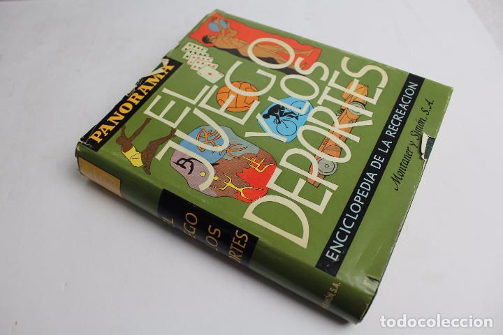 Libros de segunda mano: L-3964. EL JUEGO Y LOS DEPORTES, 1967. - Foto 8 - 61953060