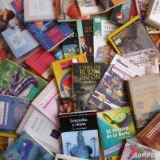 Libros de segunda mano: MÁS DE 400 LIBROS DE LECTURAS ESCOLARES JUVENILES. Lote 61979052