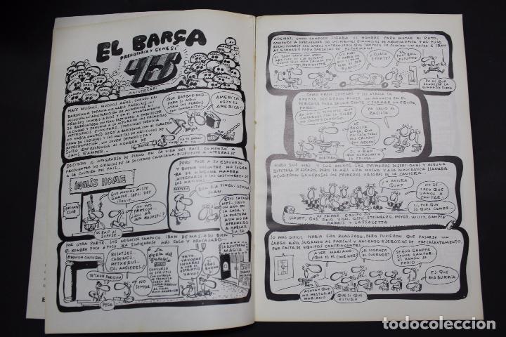 Libros de segunda mano: L- 3983. LA VERDADERA HISTORIA DEL BARÇA. 1973. - Foto 3 - 61984844