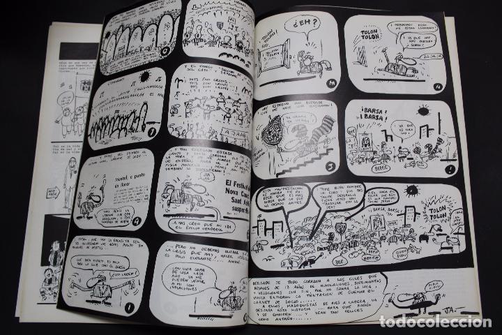 Libros de segunda mano: L- 3983. LA VERDADERA HISTORIA DEL BARÇA. 1973. - Foto 5 - 61984844