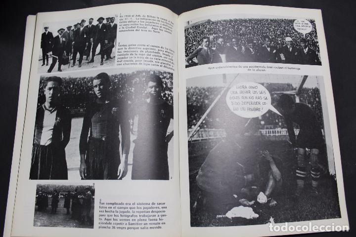 Libros de segunda mano: L- 3983. LA VERDADERA HISTORIA DEL BARÇA. 1973. - Foto 6 - 61984844