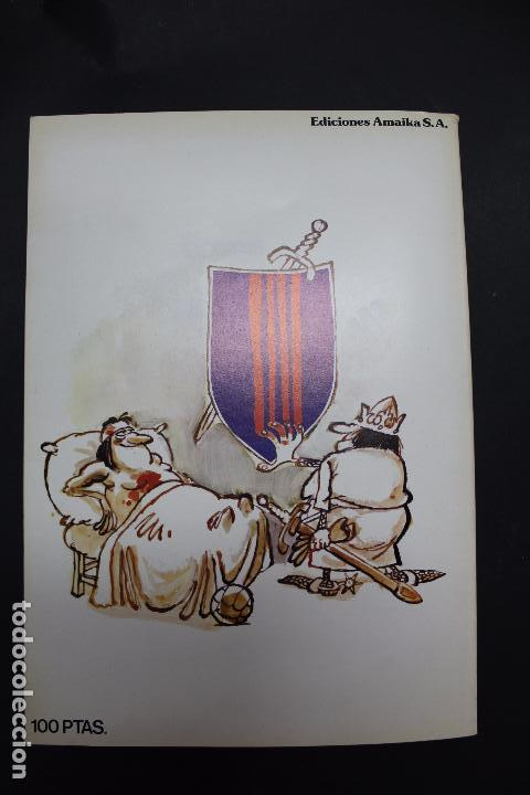 Libros de segunda mano: L- 3983. LA VERDADERA HISTORIA DEL BARÇA. 1973. - Foto 7 - 61984844