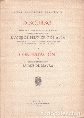 BERWICK Y DE ALBA, DUQUE DE: LOS MECENAZGOS ILUSTRES (Libros de Segunda Mano - Historia - Otros)
