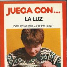 Livros em segunda mão: JUEGA CON ...... LA LUZ.. Lote 62005612