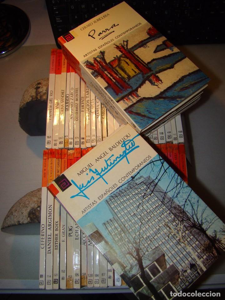 Libros de segunda mano: ARTISTAS ESPAÑOLES CONTEMPORÁNEOS - Foto 2 - 62027908