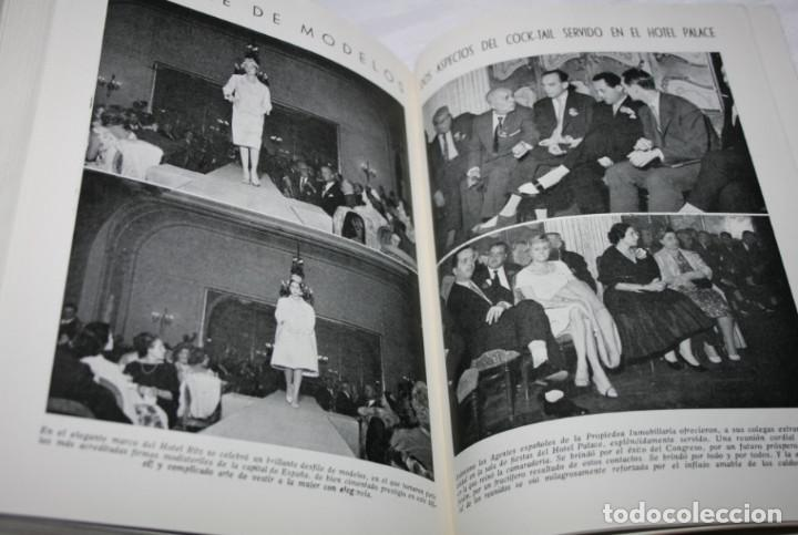 Libros de segunda mano: IX CONGRESO INTERNACIONAL INMOBILIARIO MADRID JUNIO 1958, F.I.A.B.C.I., LIBRO ANTIGUO - Foto 4 - 62092656