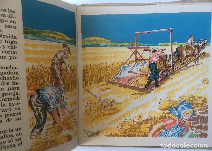 Libros de segunda mano: EL LIBRO DEL TRIGO. MAUD Y MISKA PETERSHAM. EDITORIAL JUVENTUD. CUENTO ILUSTRADO. - Foto 4 - 62194176