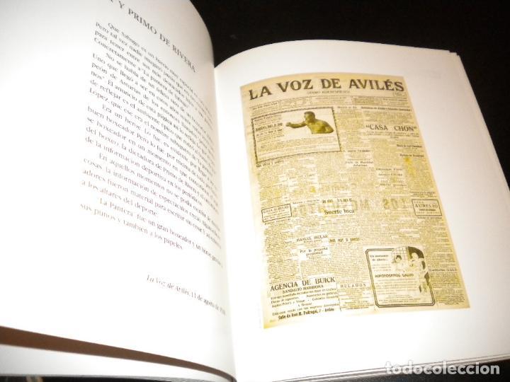 Libros de segunda mano: Cien años en primera pagina historia de la voz de aviles / juan carlos de la madrid - Foto 4 - 62331500