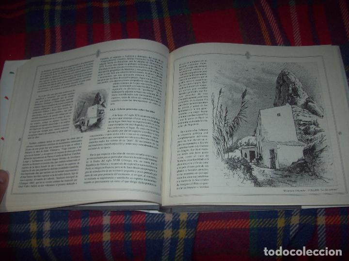 Libros de segunda mano: EL DESCUBRIMIENTO DE LAS ISLAS OLVIDADAS.LAS BALEARES Y CÓRCEGA VISTAS POR LOS VIAJEROS DEL S.XIX. - Foto 8 - 161072410