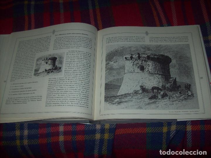 Libros de segunda mano: EL DESCUBRIMIENTO DE LAS ISLAS OLVIDADAS.LAS BALEARES Y CÓRCEGA VISTAS POR LOS VIAJEROS DEL S.XIX. - Foto 13 - 161072410