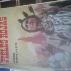 Libri di seconda mano: COMO VIVEN LOS PIELES ROJAS. JORGE REPOLLÉS. Lote 62518476