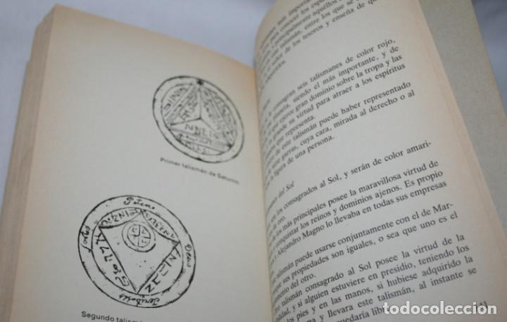 Libros de segunda mano: MAGIA ROJA MAGIA NEGRA, HANS KROFER, DALMAU SICIAS 1988 ? LIBRO DE MAGIA - Foto 2 - 184282210