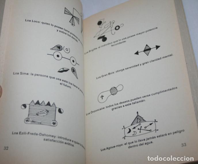 Libros de segunda mano: MAGIA ROJA MAGIA NEGRA, HANS KROFER, DALMAU SICIAS 1988 ? LIBRO DE MAGIA - Foto 3 - 184282210