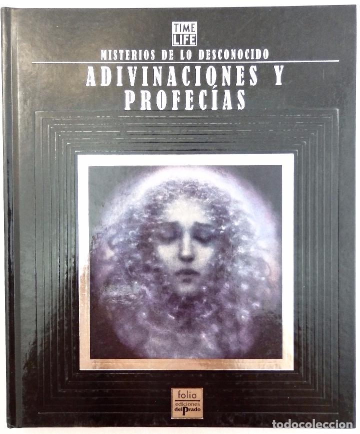 ADIVINACIONES Y PROFECIAS. MISTERIOS DE LO DESCONOCIDO (Libros de Segunda Mano - Parapsicología y Esoterismo - Otros)