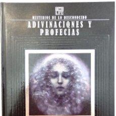 Libros de segunda mano: ADIVINACIONES Y PROFECIAS. MISTERIOS DE LO DESCONOCIDO. Lote 62590356