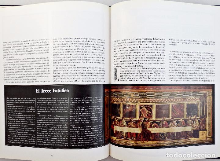 Libros de segunda mano: ADIVINACIONES Y PROFECIAS. MISTERIOS DE LO DESCONOCIDO - Foto 5 - 62590356
