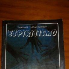 Libros de segunda mano: ESPIRITISMO LA TABLA DE ESMERALDA. Lote 113963187