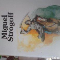 Libros de segunda mano: MIGUEL STROGOFF. JULIO VERNE. Lote 62795924